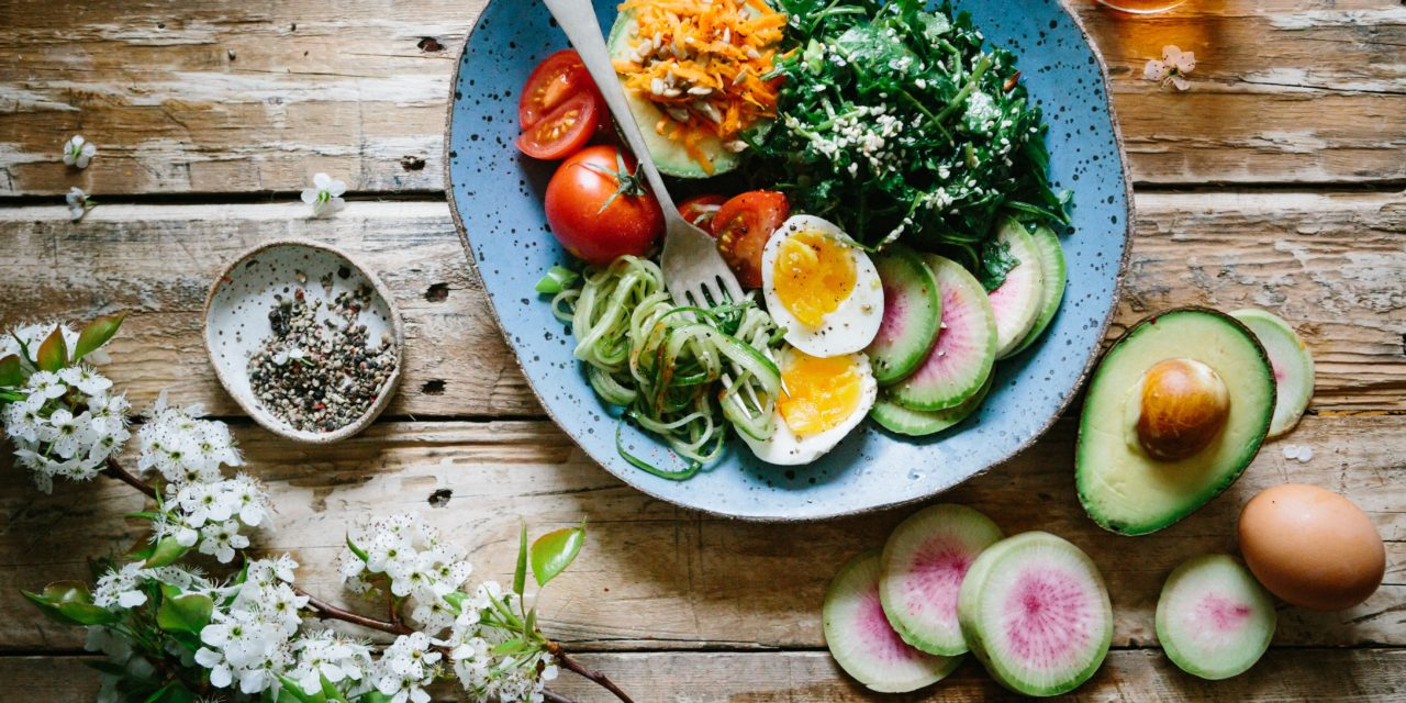 Anti-Addiction Diet Basics: How to Use Diet to Overcome Addiction