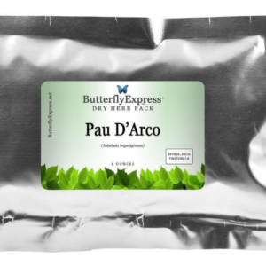 Pau d'Arco Tea from Butterfly Express (4oz package)