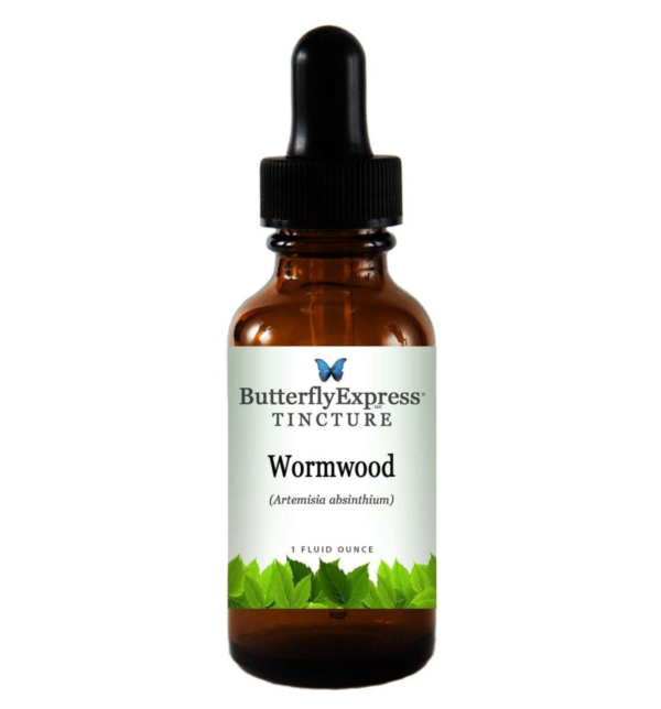 1oz Wormwood Tincture from Butterfly Express