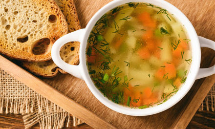 The COVID-19 Diet: Chicken Soup and the Budwig Quark Recipe for Long-Haul COVID Treatment